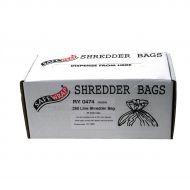 SWRAP 250L Shrddr Bags Pk50 RY0474 (Pack 1)