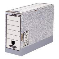 Fellowes FSC Bkr/Bx 120mm Transfer File (Pack 10)