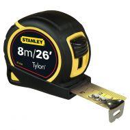 Stanley 8m/26 TylonTape Measure (Pack 1)