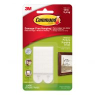 Command Med Picture Hanging Strips pk4 (Pack 1)