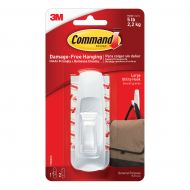 Command Large Oval Adhesive Hook (Pack 1)