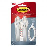 Command Adhesive Cord Bundlers pk2 (Pack 1)