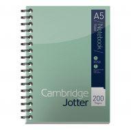 Cambridge Jotter A5 Wbound Nbk400039063 (Pack 3)