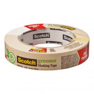 Scotch Greener Masking Tape 24mmx50m (Pack 1)