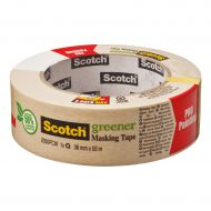Scotch Greener Masking Tape 36mmx50m (Pack 1)
