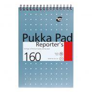 Pukka Metallic Reporters Pad NM001 (Pack 3)