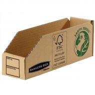 B/Box FSC  Earth Series Parts Bins 76mm (Pack 50)