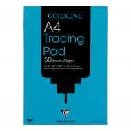 Goldline A4 Popular Tracing Pad GPT2A4Z (Pack 5)