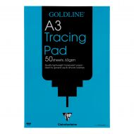 Goldline A3 Popular Tracing Pad GPT2A3Z (Pack 5)