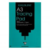 Goldline A3 Heavywght Tracing PadGPT3A3Z (Pack 5)