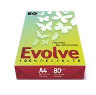 Evolve Everyday Paper Recy A4 80gm Pk500 (Pack 1)