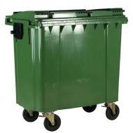 **Wheeled Bin 770L Green (Pack 1)