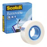 3M Scotch Remov Magic Tape 19X33 811 (Pack 1)
