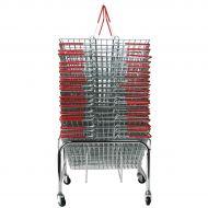 Wire Baskets 20 plus Plinth WBSR20 (Pack 1)