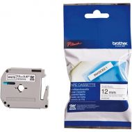 )Brother BlkOnWht 12mm Tape MK231SBZ (Pack 1)