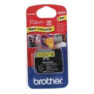 )Brother 9mm Plastic BlkOnYel MK621BZ (Pack 1)