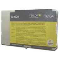 )Epson T6164 Inkjet Yellow C13T616400 (Pack 1)