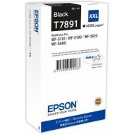 )Epson T7891 IJCart XHY Blk C13T789140 (Pack 1)