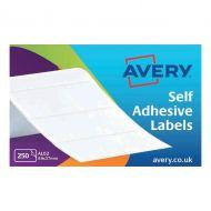 Avery Address TypewrtLbls Roll89x37 AL02 (Pack 1)