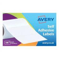 Avery Address TypewrtLbl Roll102x49 AL03 (Pack 1)