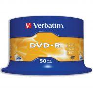Verbatim DVD-R 4.7GB  Spindle PK50 43548 (Pack 1)