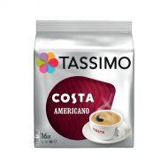 Tassimo Costa Americano Pods PK5x16 (Pack 1)