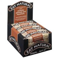 Eat Natural Bar AlmondHnuts 50g - PK12 (Pack 1)