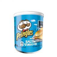 Pringles PopnGo Salt & Vinegar 12 x 40g (Pack 1)