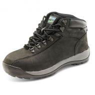 )Click SBP Chukka Boot Black 08  (Pack 1)
