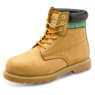 )Goodyear Welt Boot Nubuck 09   (Pack 1)