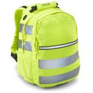 )Hi-Viz Rucksack 25 ltr Sat/Yellow  (Pack 1)