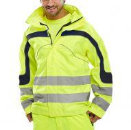 )Eton Breathable Jacket Sat/Yell 4XL  (Pack 1)