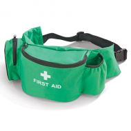 )C/Medical Small Bum Bag W/Extra Pkt  (Pack 1)