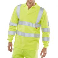 )Arc Compliant Hi-Vis Polo 3XL (Pack 1)