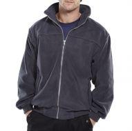 )Endeavour Fleece Grey XS (Pack 1)