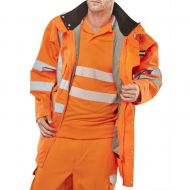 )B-Seen ELSener 7 In 1 Orange 4XL (Pack 1)
