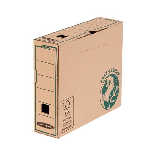 BBox FSC Earth Series 80mm Trans File (Pack 20)