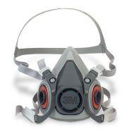 )3M 6000 Half Mask Medium (Pack 1)