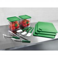 12 Piece FoodService Kit Green 2002725 (Pack 1)