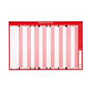 5 Star 2020 Holiday Planner Unmtd (Pack 1)