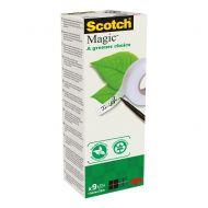 Scotch Magic Greener Choice 19X33 9Rolls (Pack 1)