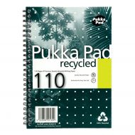 Pukka Pad Rcyc Wbnd Nbk A5 RCA5/110 (Pack 3)