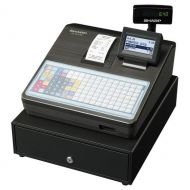 Sharp XEA217B Cash Register Black (Pack 1)