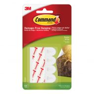 3M Command Adh Poster 12 Strips 17024 (Pack 1)