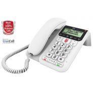 BT Decor 2600 Telephone White (Pack 1)