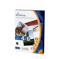 MediaRange100x150mm IJ Ph/Paper220g PK50 (Pack 1)