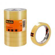 Scotch 508 tape 19mmx66m 7000080794 (Pack 8)