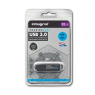 Integral Courier DualUSB30 FIPS197 32GB (Pack 1)