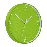 Leitz WOW Wall Clock Green (Pack 1)