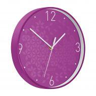 Leitz WOW Wall Clock Purple (Pack 1)
